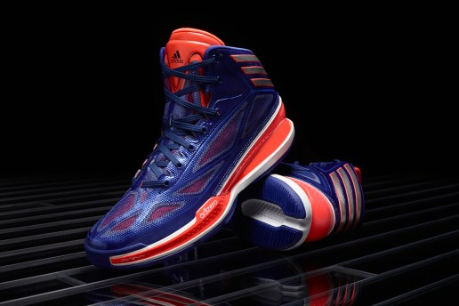 adidas Crazy Light 3 Bright Indigo/Infrared