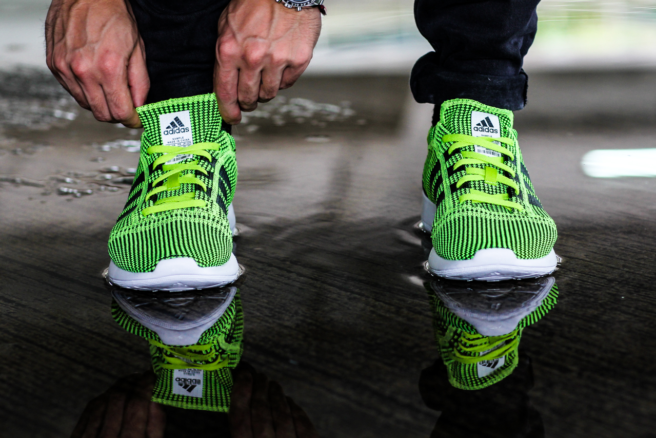 An Exclusive Look at the adidas Element Refine JS
