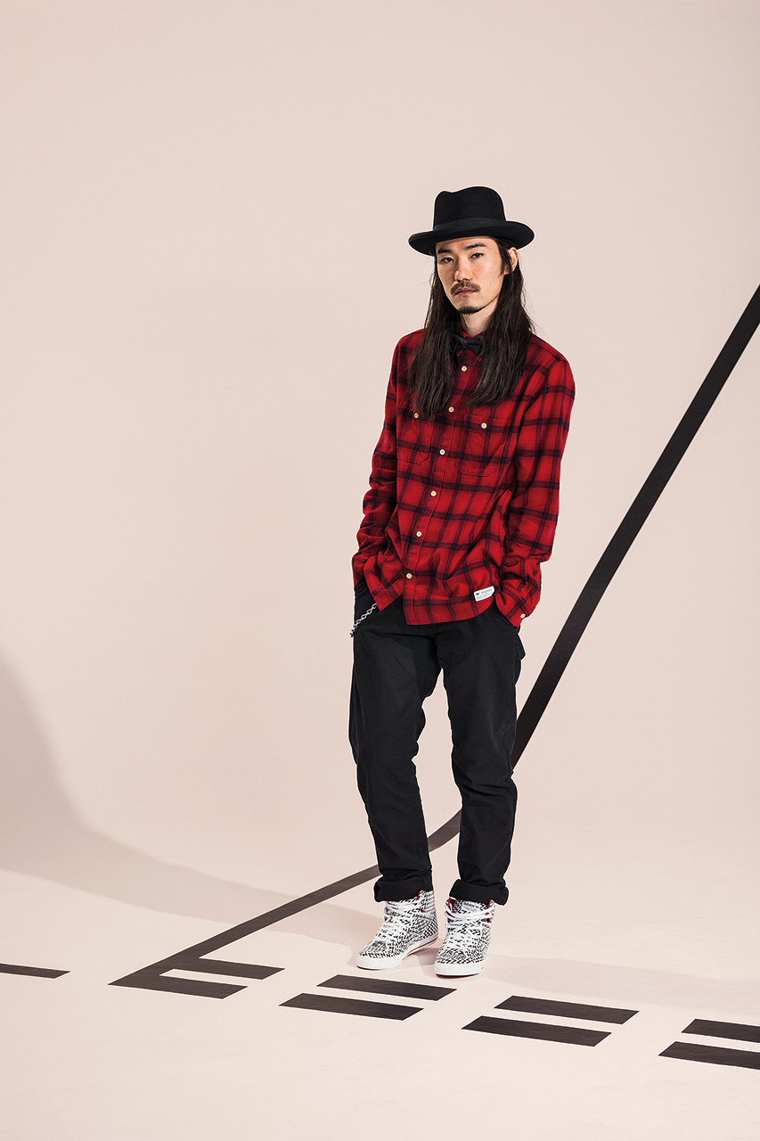 adidas Originals Blue Collection 2013 Fall/Winter Lookbook