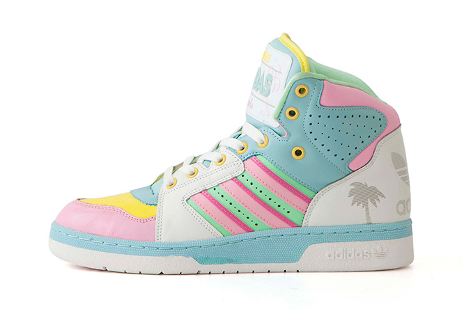 adidas Originals Jeremy Scott 2013 Fall/Winter Footwear Collection