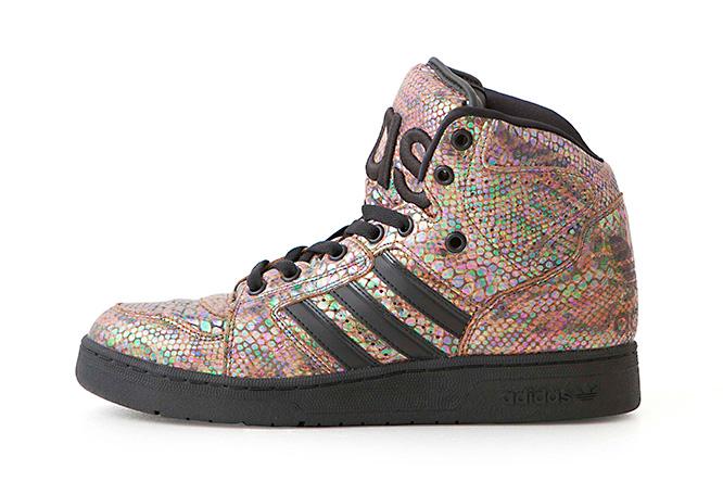 adidas Originals Jeremy Scott 2013 Fall/Winter Footwear Collection