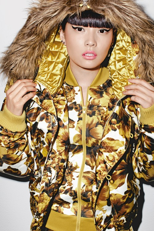 adidas Originals by Jeremy Scott 2013 Fall/Winter Lookbook