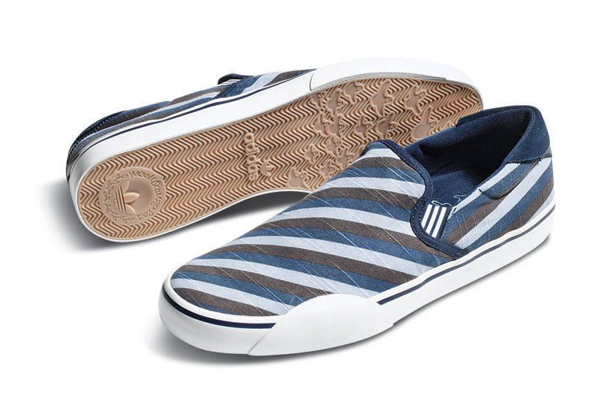 adidas Skateboarding 2013 Fall Gonz Slip-On
