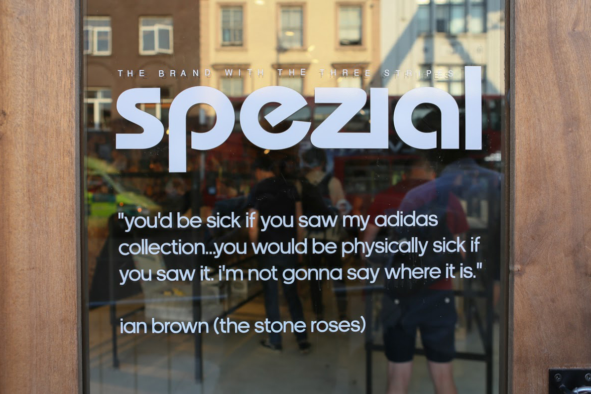 adidas Spezial: An Incomplete adidas History from a Fan's Perspective