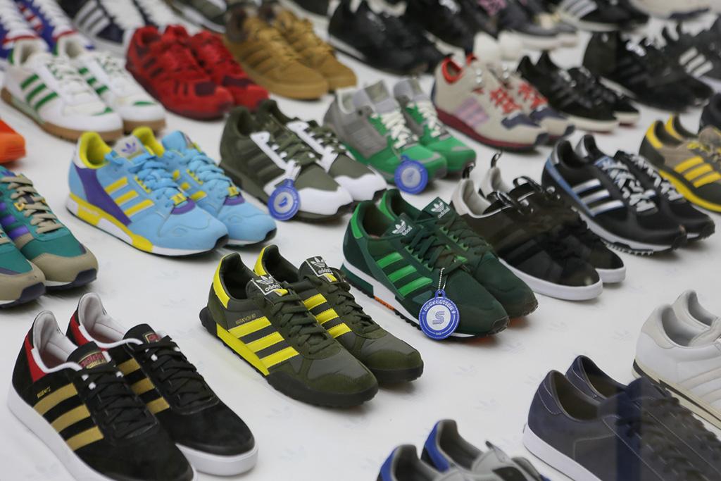 adidas SPEZIAL Exhibition @ Hoxton Gallery Recap
