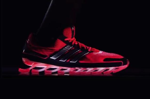 adidas Running Debuts Springblade Commercial