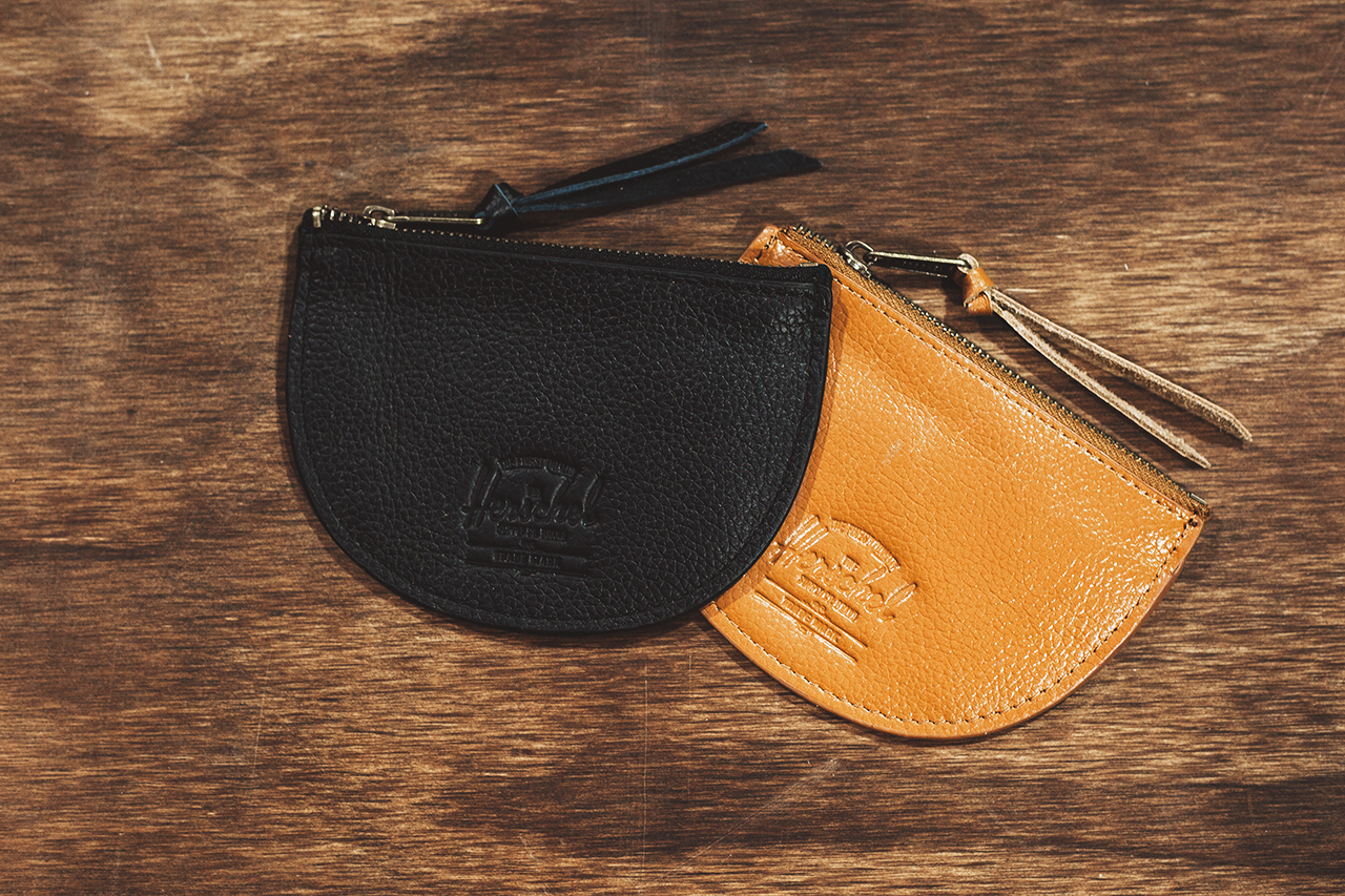 Agenda LBC: Herschel Supply Co. 2014 Pebbled Leather Accessories