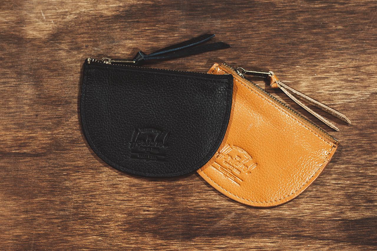 Agenda LBC: Herschel Supply Co. 2014 Pebbled Leather Accessories