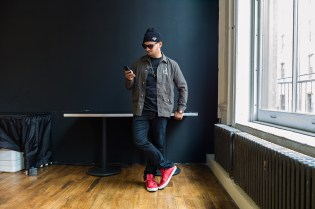 AGENDA NYC: Streetsnaps with Nick Diamond