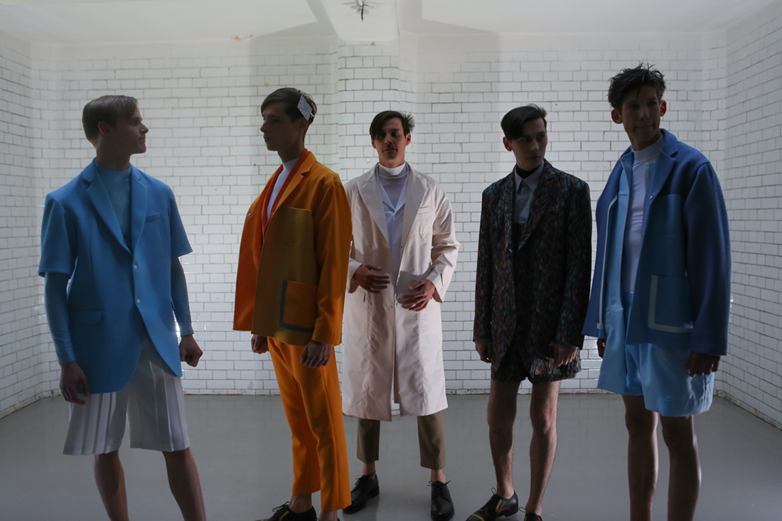 agi sam 2014 spring summer backstage visuals