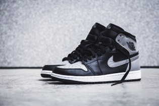 "Air Jordan 1 Retro High OG - Black/Soft Grey ""Shadow"""