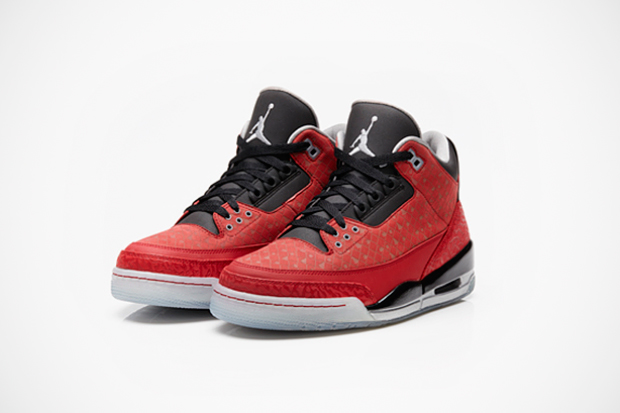"Air Jordan 3 Retro Doernbecher Freestyle ""Cole Johanson"""