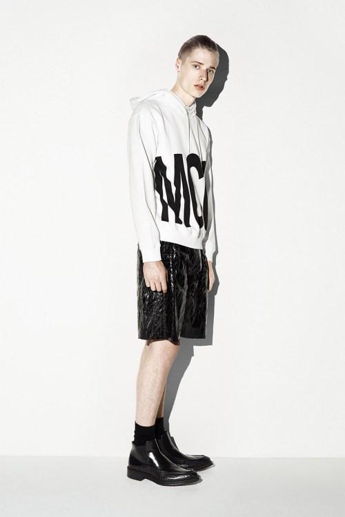 McQ by Alexander McQueen 2014 Spring/Summer Lookbook