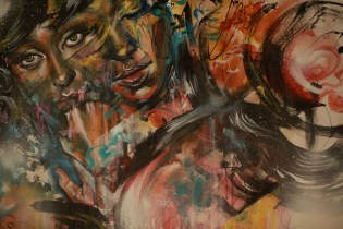 "Allison ""HUEMAN"" Torneros ""Ritual"" Exhibition @ Think Tank Gallery Preview"