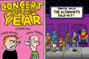 Altamont presents the Johnny Ryan Comic Collection