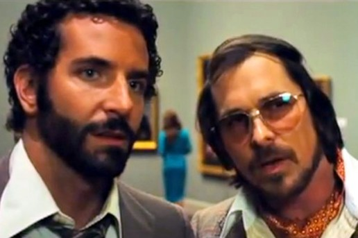 American Hustle Official Trailer