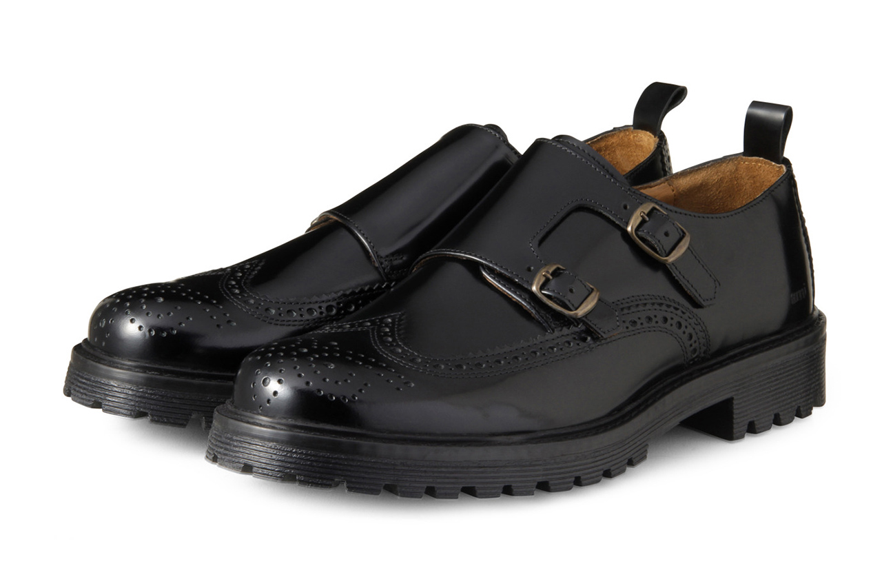 Ami Monk Strap Shoes