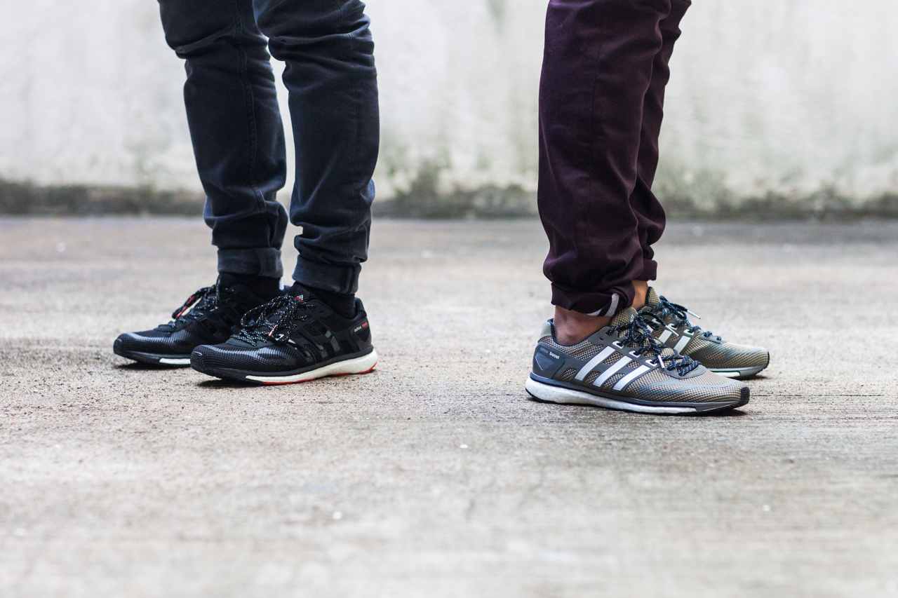 An Exclusive Look at the adidas adizero Adios BOOST Pure