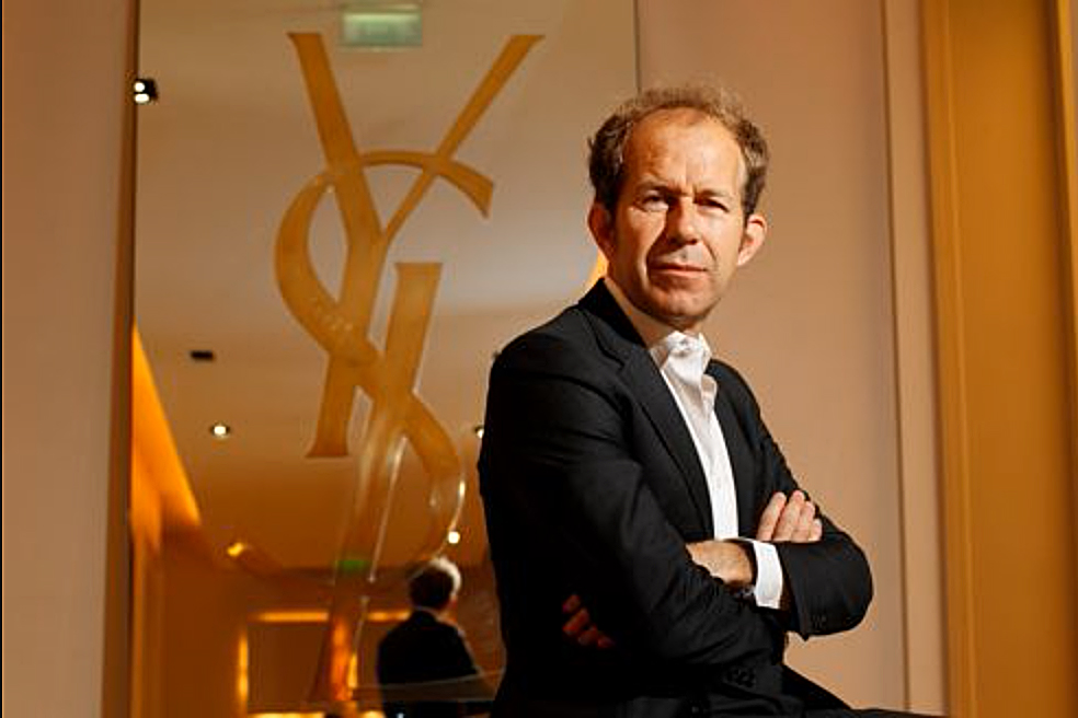 """Apple Hires former Yves Saint Laurent CEO for """"Special Projects"""""""