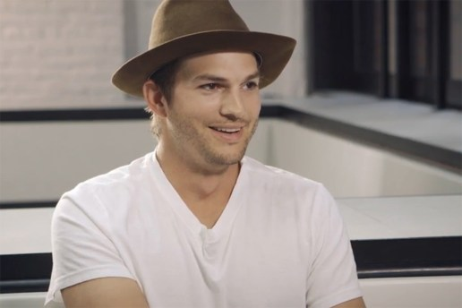 Ashton Kutcher on Portraying Steve Jobs