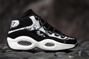 "BAIT x Reebok ""Snakeskin"" Question"