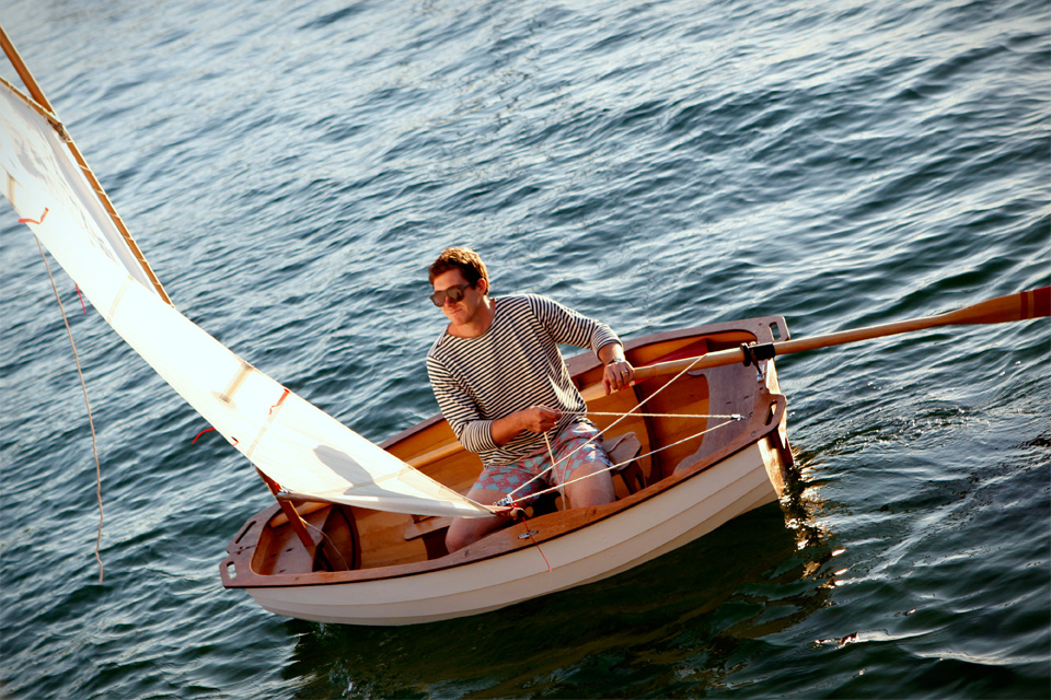 Balmain DIY Sailboat Kit