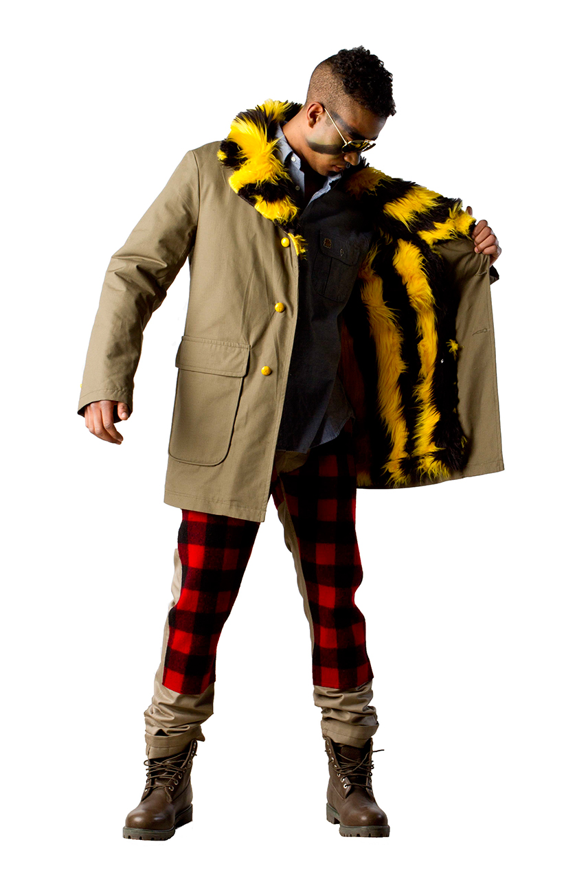 Bee Line for Billionaire Boys Club 2013 Fall/Winter Lookbook