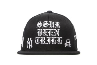 Been Trill x SSUR Snapback Collection