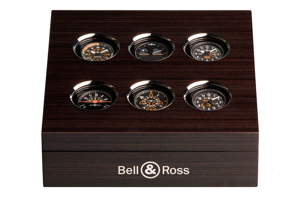 bell ross special box set for only watch 2013