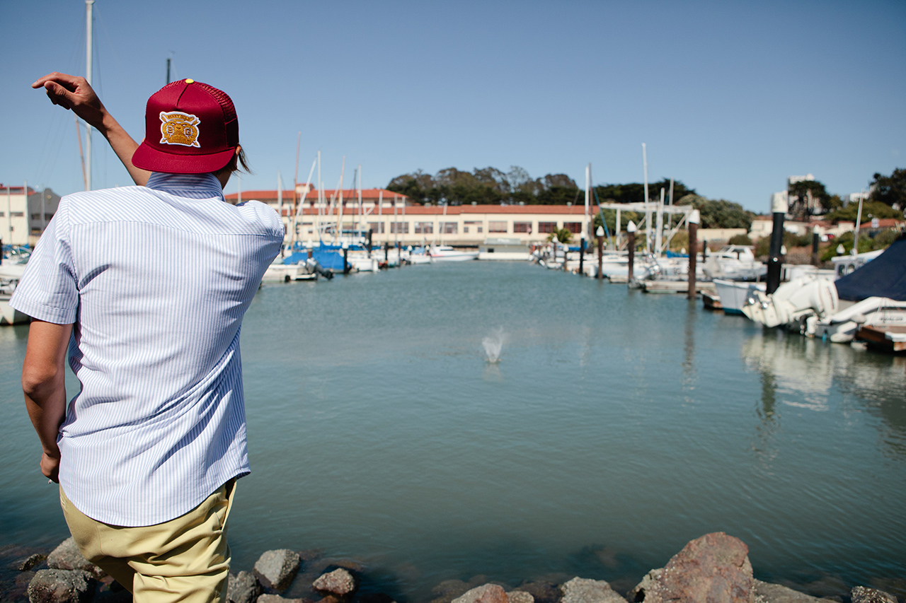 "Benny Gold 2013 Summer ""Guerrero"" Lookbook"