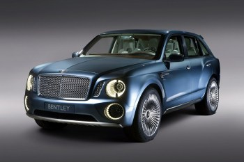 Bentley to Build the World's Most Expensive SUV