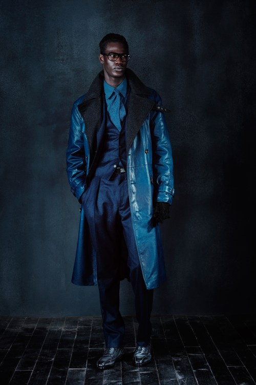 Berluti 2013 Fall/Winter Lookbook