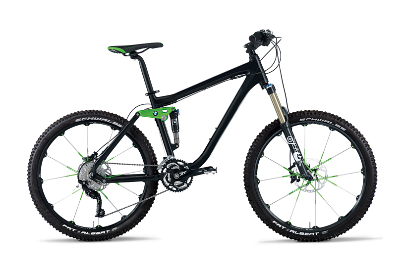 BMW All Mountain Mountainbike