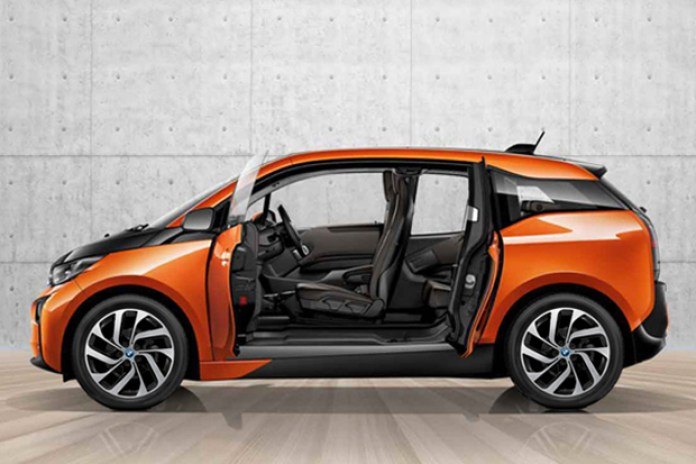 BMW Officially Debuts the All-Electric i3
