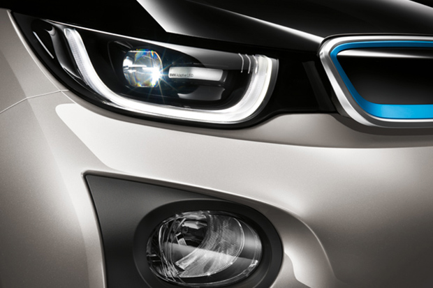 bmw officially debuts the all electric i3