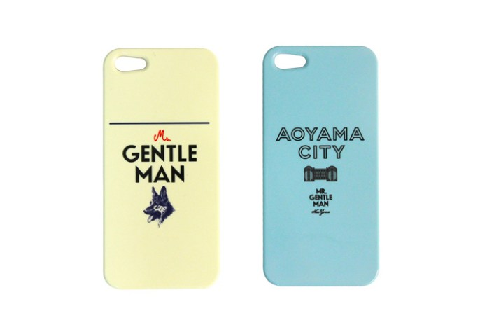 bonjour records x MR.GENTLEMAN iPhone 5 Cases