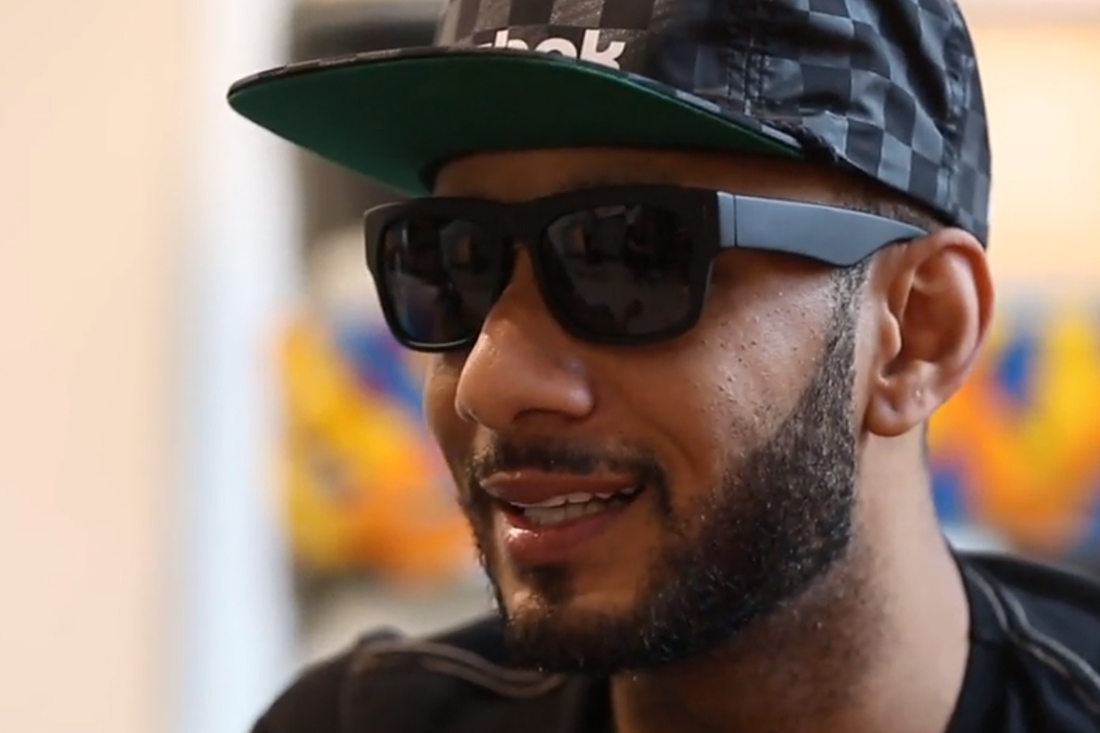 BREAD & BUTTER Tradeshow Summer 2013: Swizz Beatz