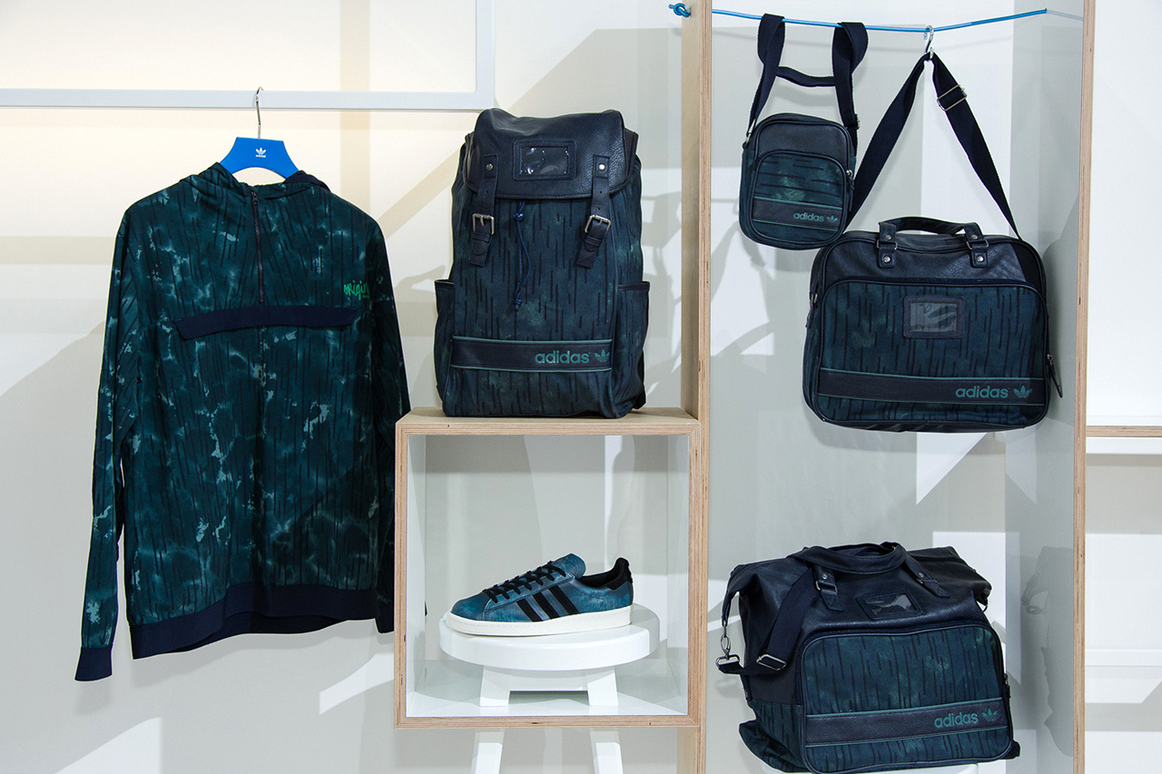 BREAD & BUTTER Tradeshow Summer 2013: adidas Originals 2014 Spring/Summer Preview