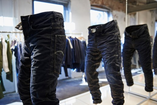 BREAD & BUTTER Tradeshow Summer 2013: G-Star RAW 2014 Spring/Summer Preview
