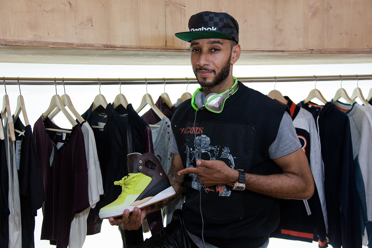 BREAD & BUTTER Tradeshow Summer 2013: Reebok Classic 2014 Spring/Summer Preview