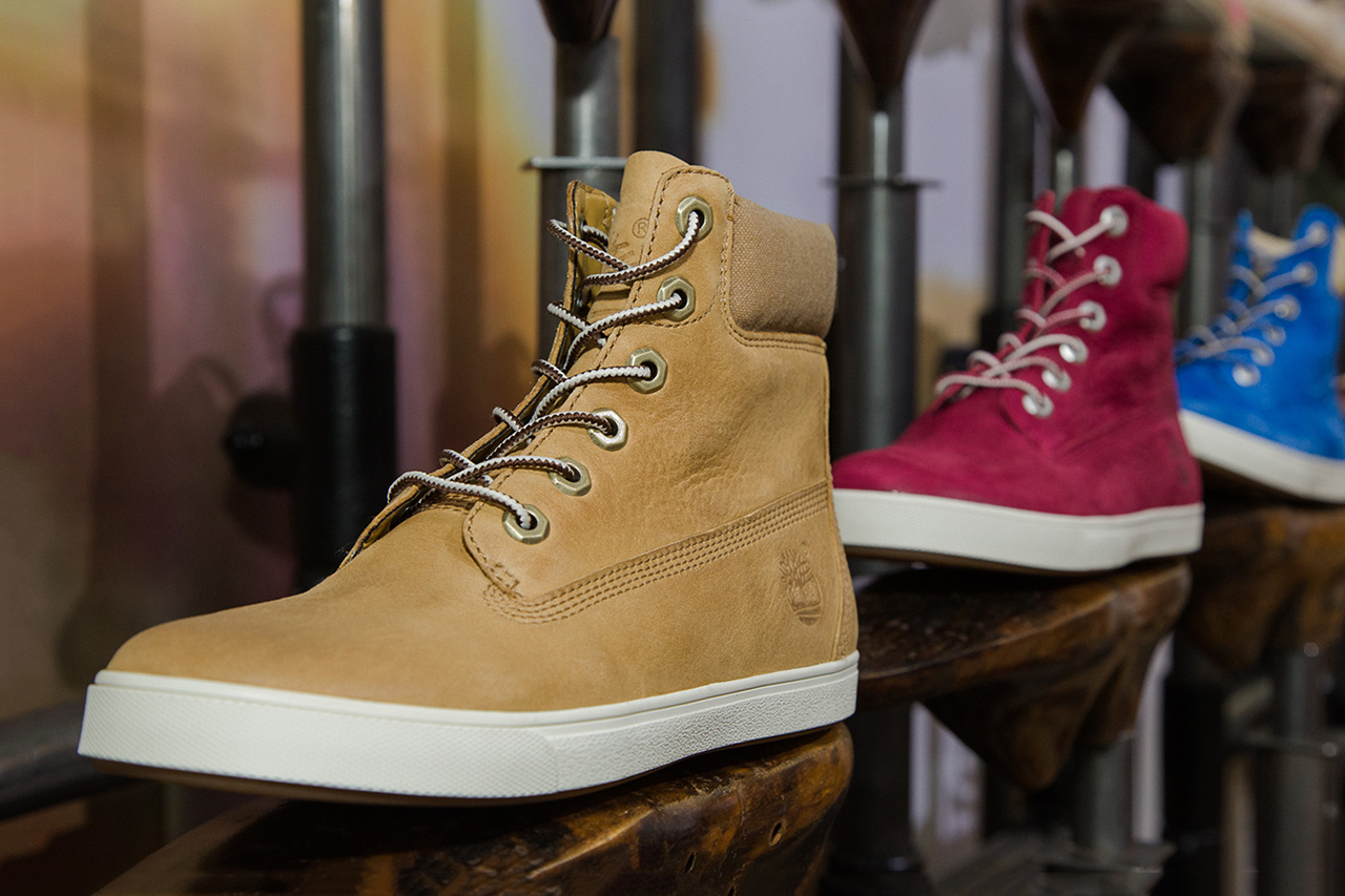 BREAD & BUTTER Tradeshow Summer 2013: Timberland 2014 Spring/Summer Preview