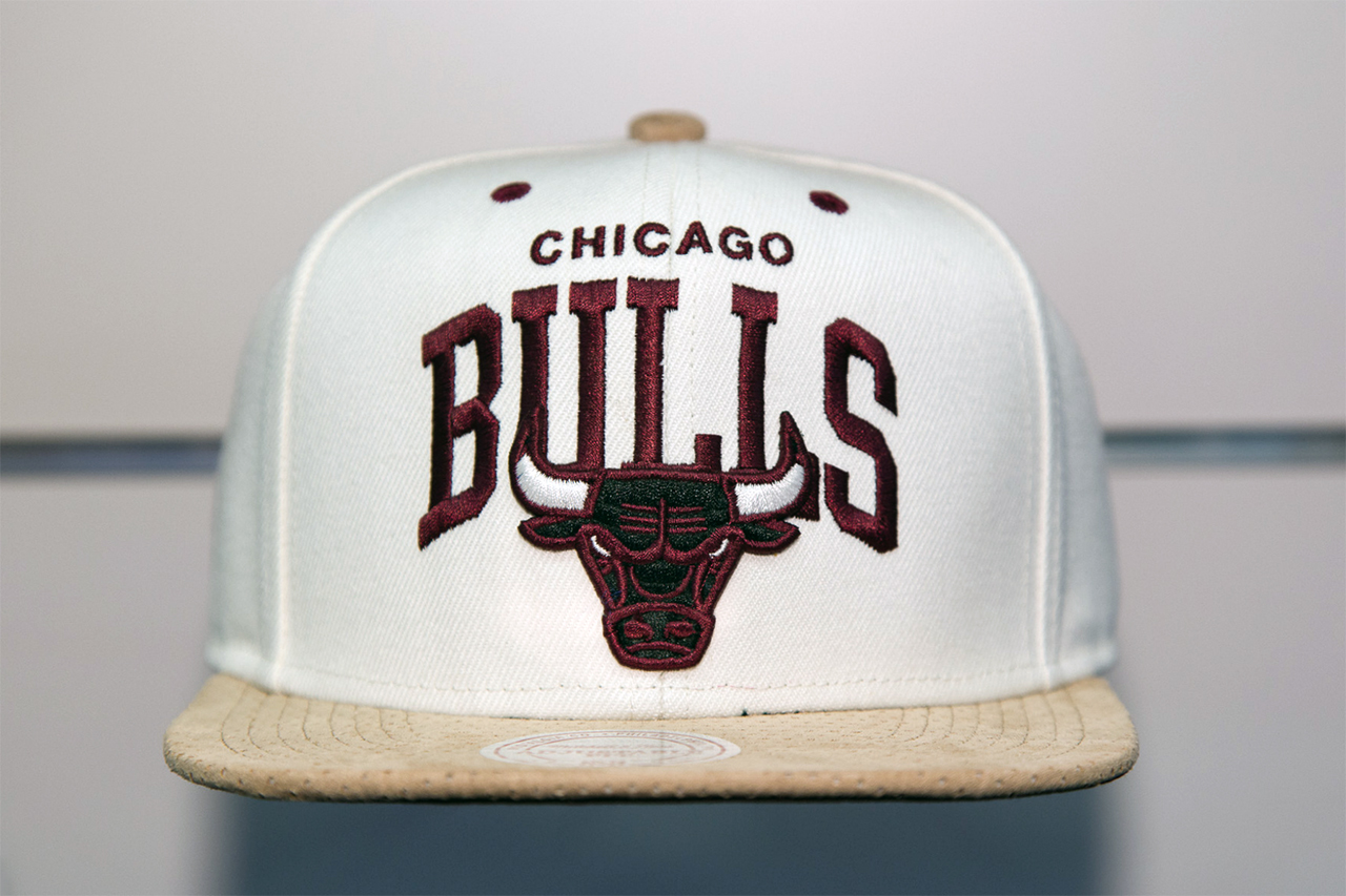 BRIGHT Tradeshow 2013: Mitchell & Ness 2014 Spring/Summer Preview