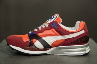 BRIGHT Tradeshow 2013: PUMA 2014 Spring/Summer Preview