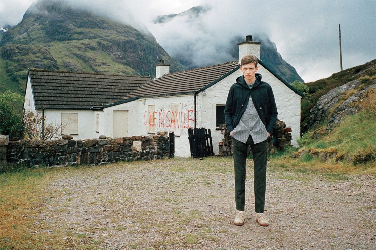 "BWGH 2013 Fall/Winter ""Stonehaven"" Lookbook"