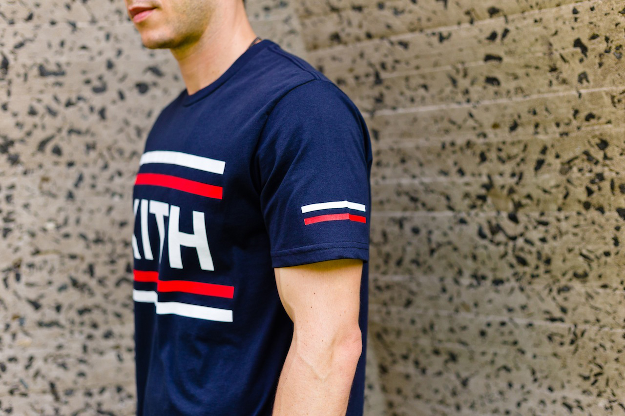 BWGH x Kith 2013 July 4th Collection