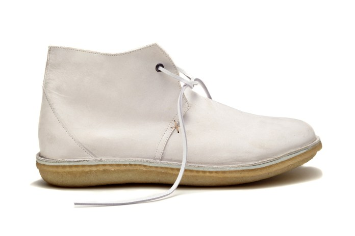 Camille Tanoh 2014 Spring/Summer Saturday Afternoon Man Shoe Collection