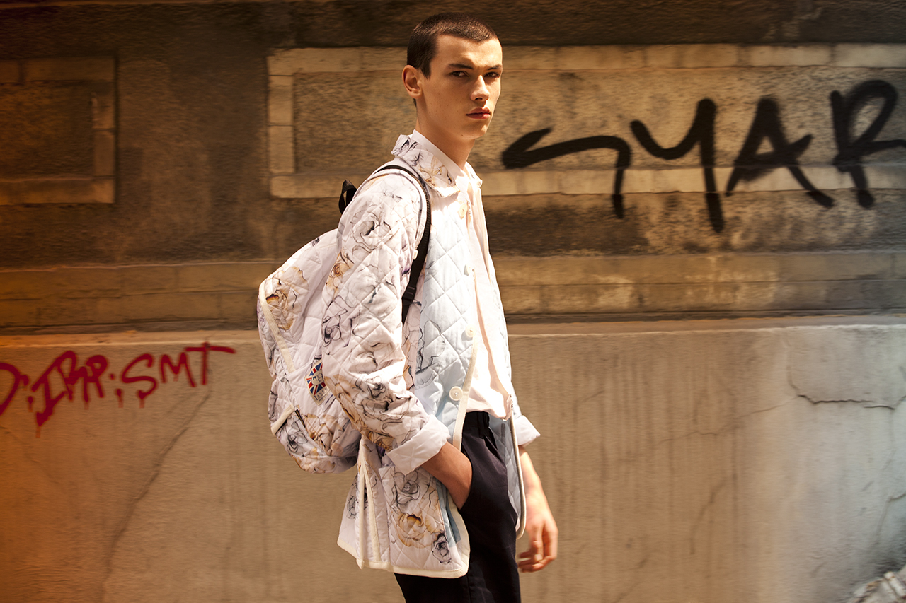 (capsule) Show 2014 Spring/Summer Styling Editorial