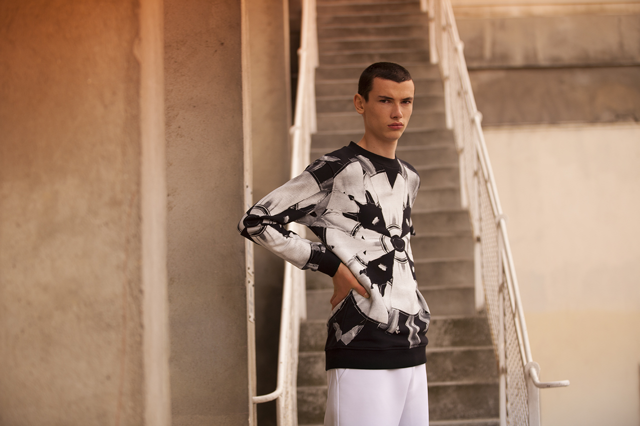 capsule show 2014 spring summer styling editorial