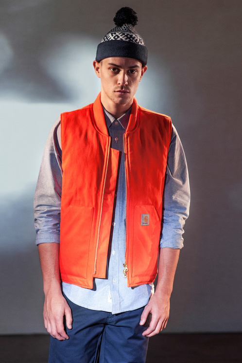 Carhartt WIP 2013 Fall/Winter Lookbook