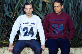 Casely-Hayford 2013 Fall/Winter Lookbook